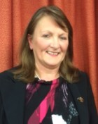 TGC lady captain Caroline Sands