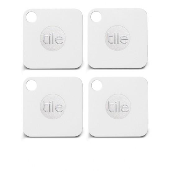 tile mate bluetooth tracker 4 pack rt 13004