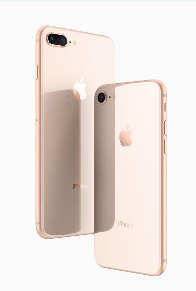 Apple iPhone 8 Plus Priced in India