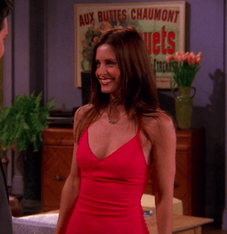 """Best """"Friends"""" Outfits On Rachel, Monica, And Phoebe"""