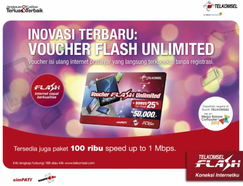 Voucher Flash Unlimited