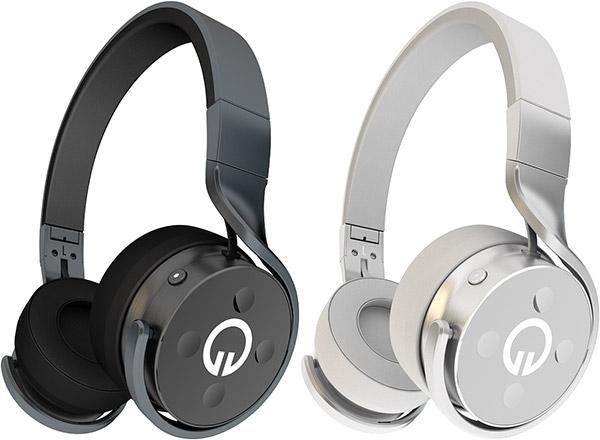 Muzik Smart Headphones