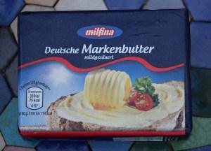 Unsere gute alte billige Butter © muehleib