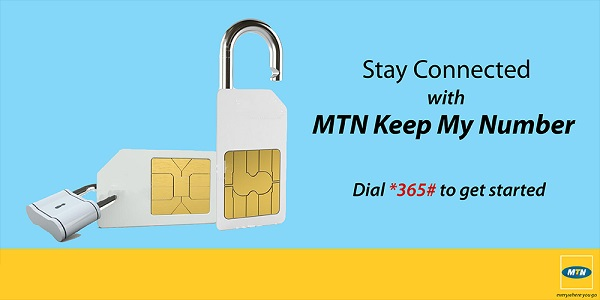 MTN Keep My Number