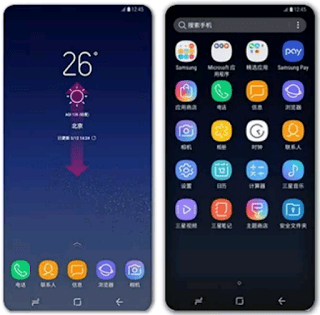 Samsung announces Galaxy S8 Features UX and Services you don't have except you are in Chinese