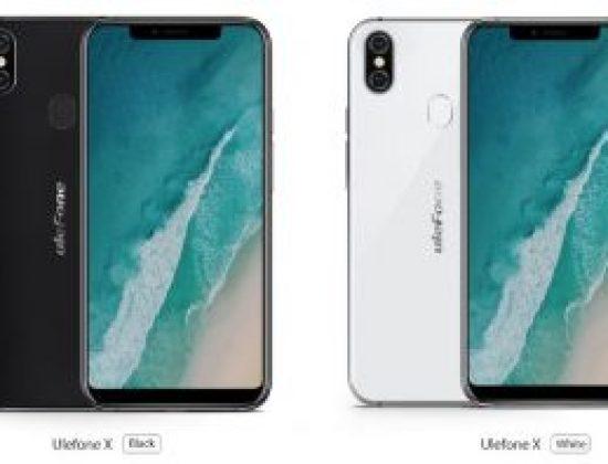 Ulefone X specs
