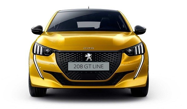 The 2020 Peugeot 208 Electric Car Is A Hatchback With Fast Charging Tech