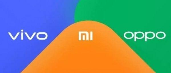 xiaomi oppo and vivo e1566226819233 Xiaomi, OPPO, Vivo join hands in Cross-Brand File Transfer Alliance