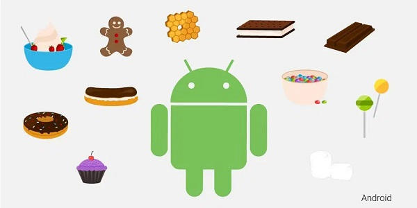 Android evolution.