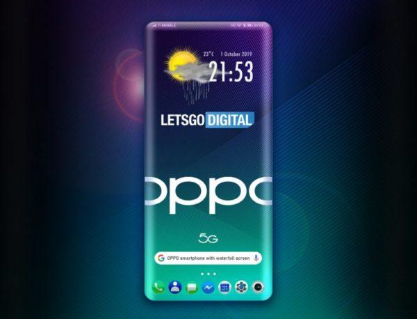 oppo phone patent