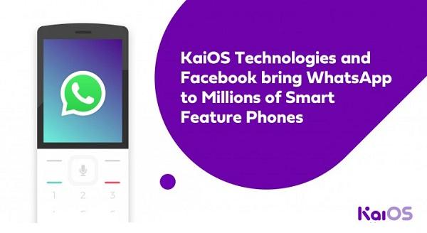 WhatsApp On KaiOS