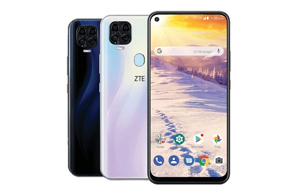 ZTE Blade V2020 In Colors