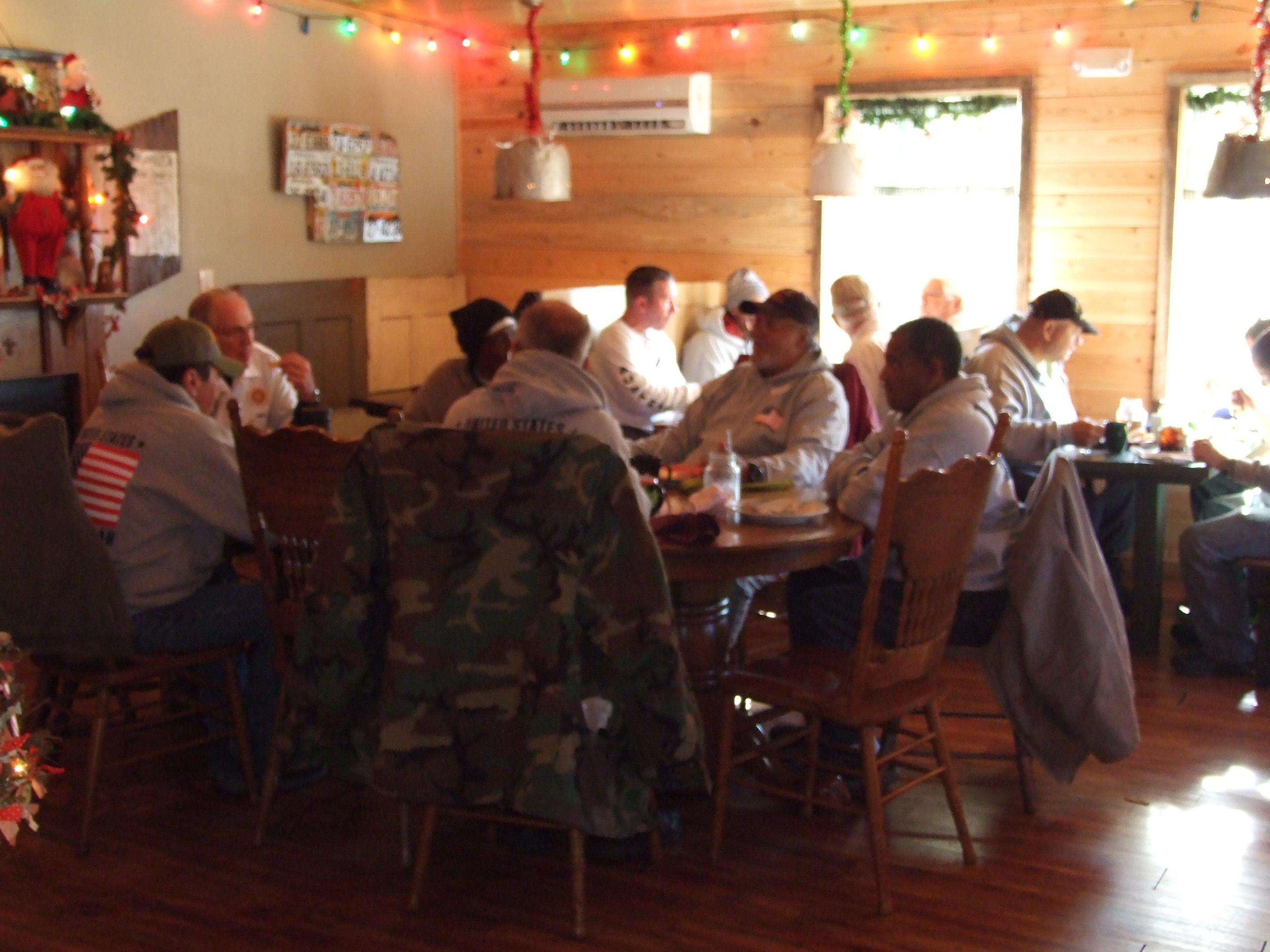 Post 12135 Veterans Luncheon 2017 1st Lt Alexander
