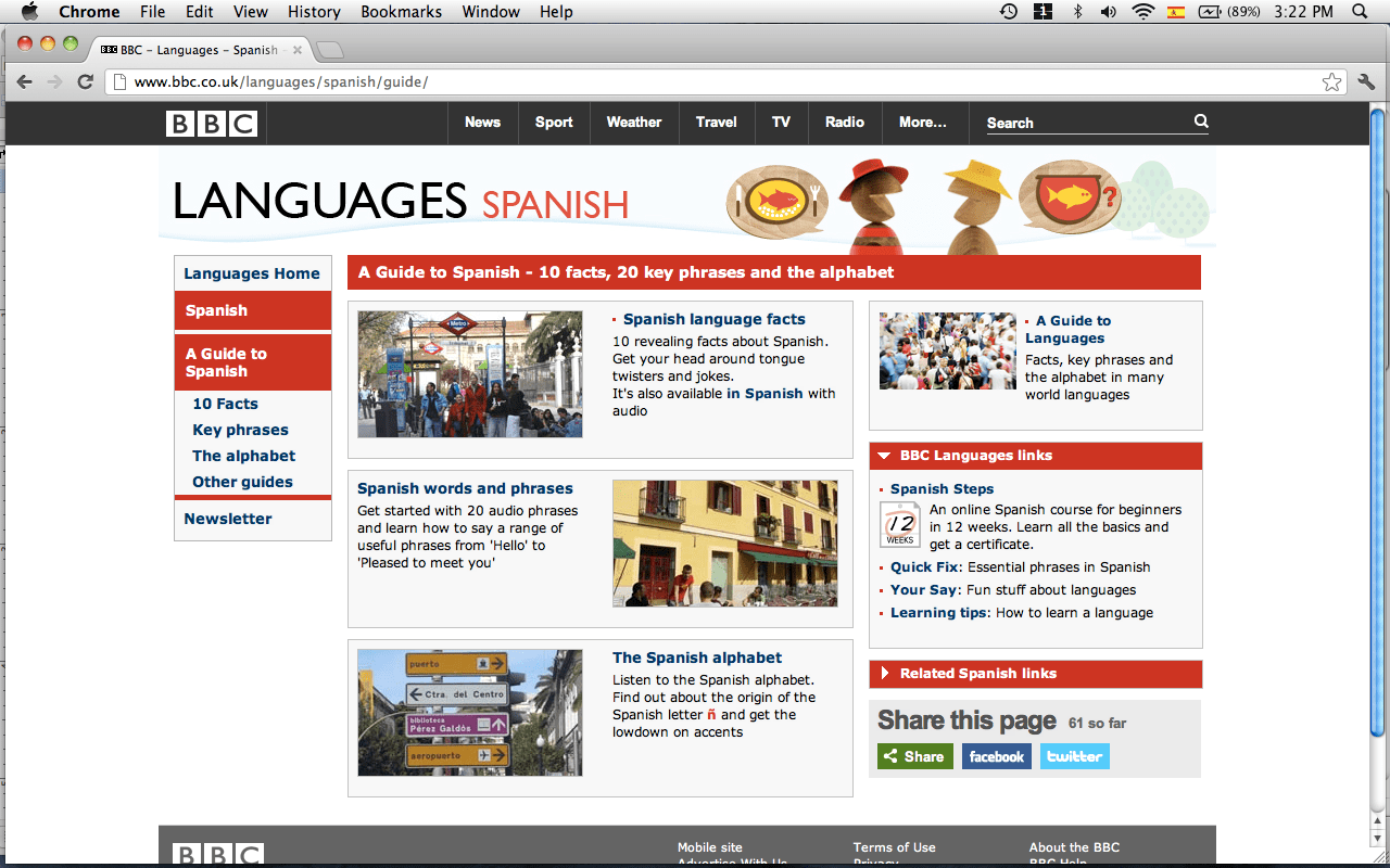 50 Free Resources To Get You Learning Spanish Right Now