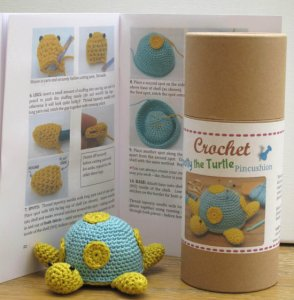 turtle crochet kit