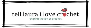tell laura i love crochet