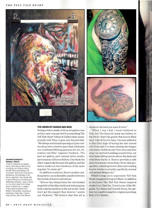 Skin Deep Feature Page 6