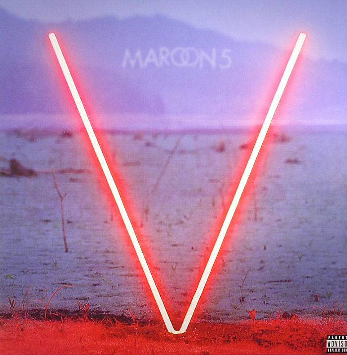 Maroon 5 V Album Review Order From Amazon