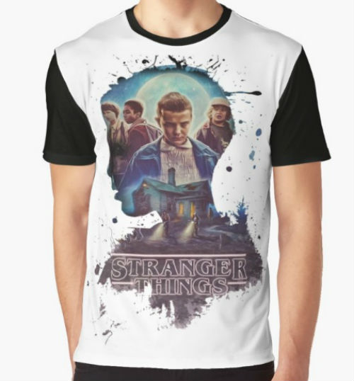 20 Stranger Things T-Shirts for Those Obsessed With the Show