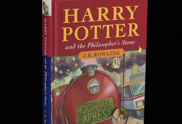Pedra Filosofal de Harry Potter