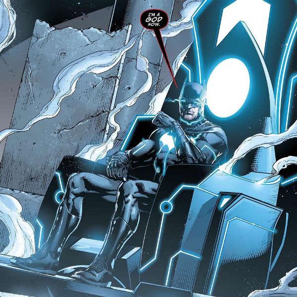 Mobius Chair batman