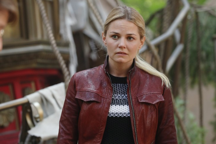 """ONCE UPON A TIME - """"The Savior"""" - As """"Once Upon a Time"""" returns to ABC for its sixth season, SUNDAY, SEPTEMBER 25 (8:00-9:00 p.m. EDT), on the ABC Television Network, so does its classic villain-the Evil Queen. (ABC/Jack Rowand)"""