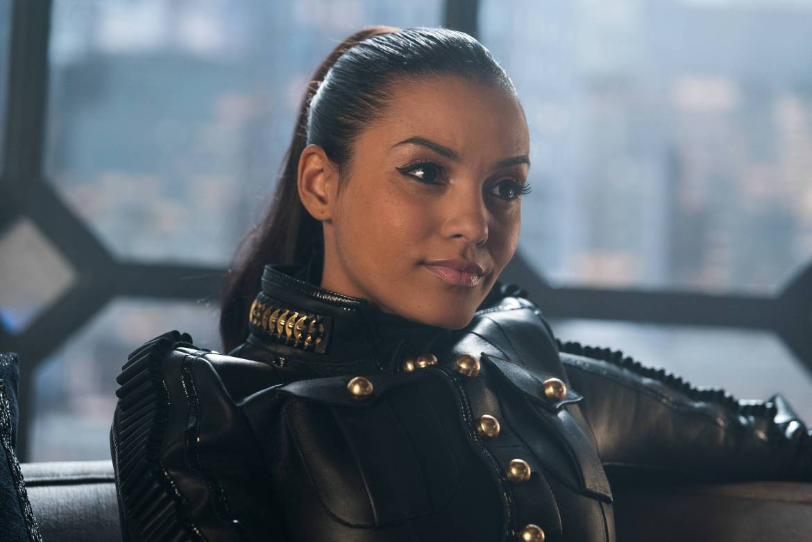 GOTHAM: Jessica Lucas in the ÒMad City: Smile Like You Mean ItÓ episode of GOTHAM airing Monday, Jan. 23 (8:00-9:01 PM ET/PT) on FOX. Cr: Jessica Miglio/FOX.