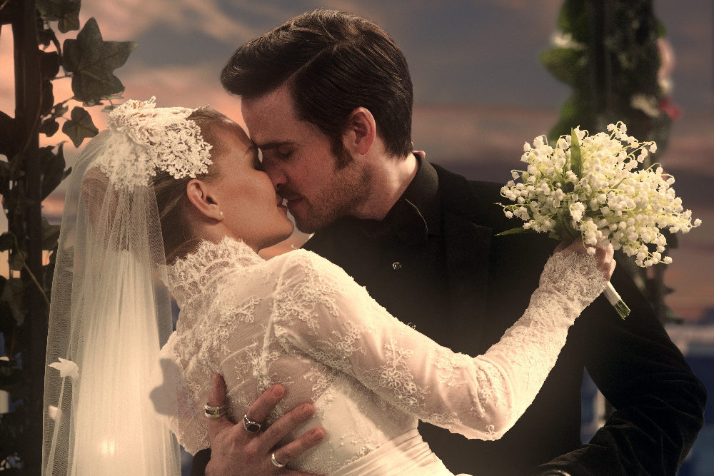 Once Upon A Time Photo Preview: Wedding Day
