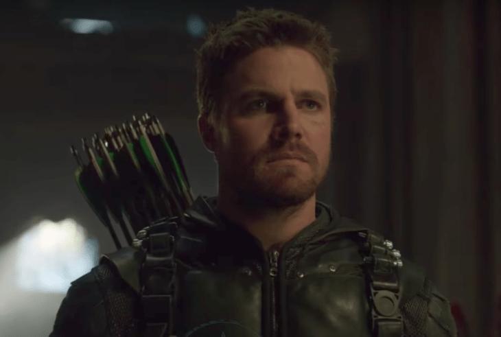 Arrow Season 5 Episode 23