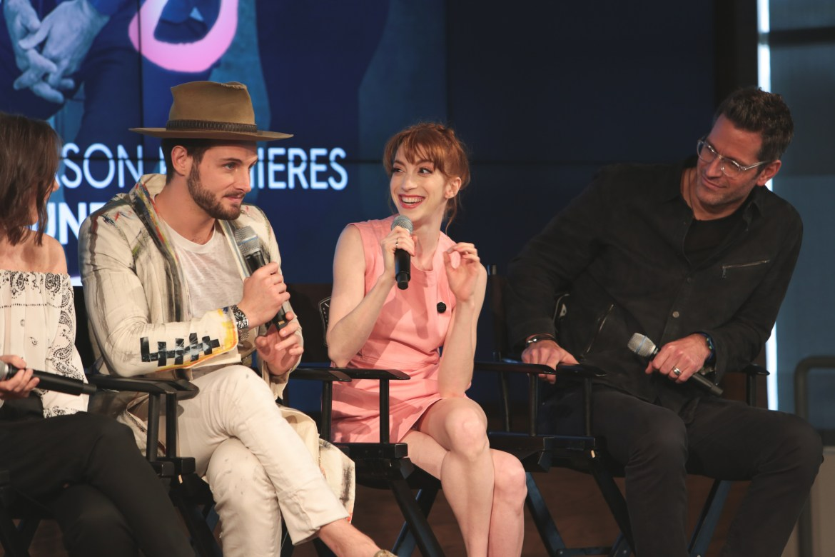 Younger Panel during the 2017 ATX Festival Season 6 on Saturday June 10, 2017 in Austin, TX. (Photo by: Waytao Shing)