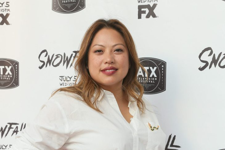 Kulap Vilaysack at the 2017 ATX Television Festival