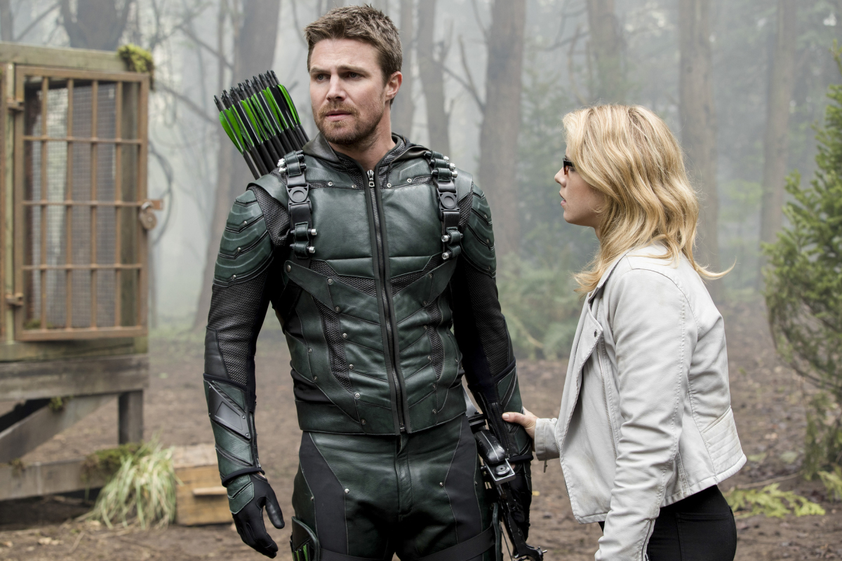 5 Things We Learned about 'Arrow' at San Diego Comic Con
