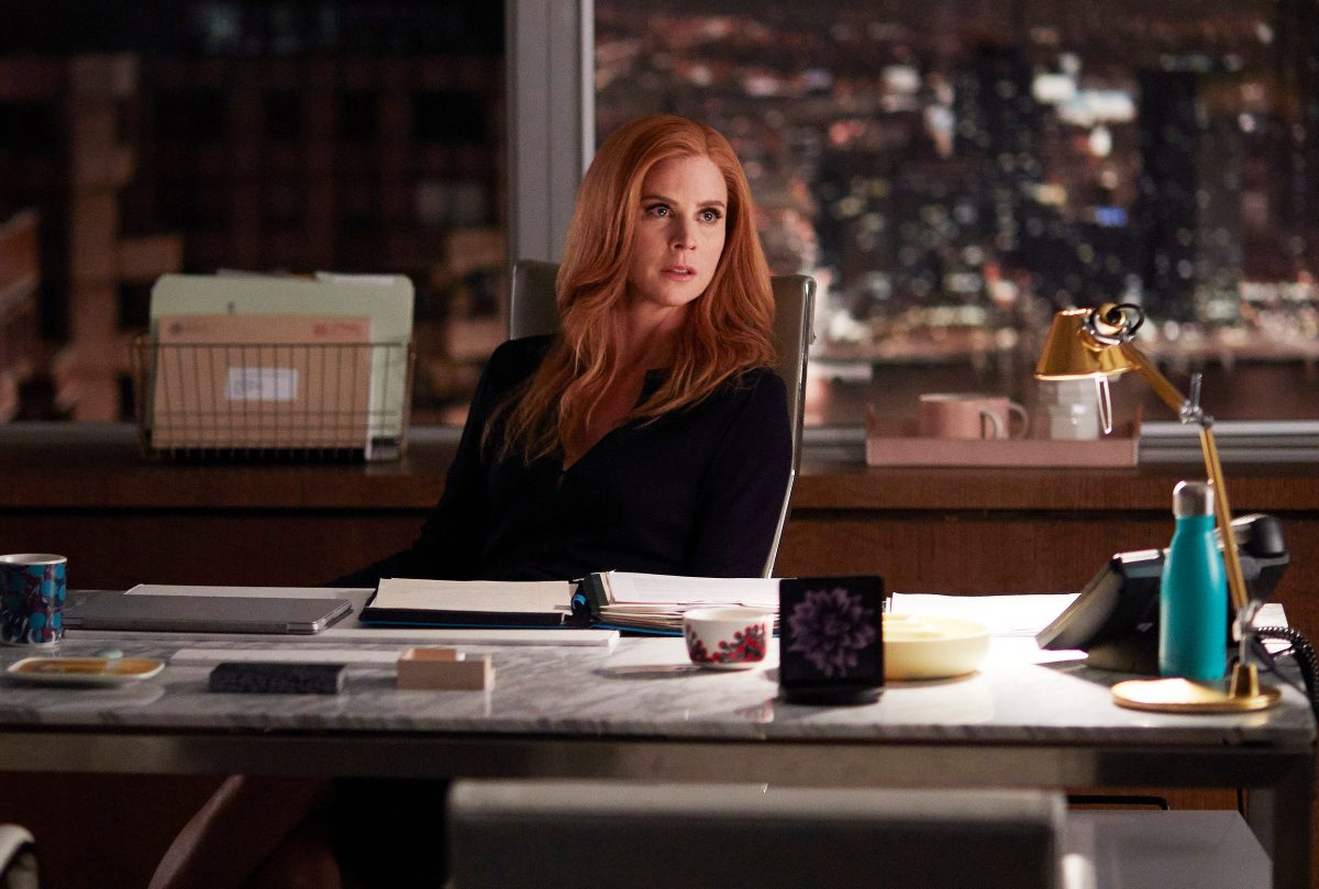 Donna Gives Louis a Performance Review | Videos | Suits ...