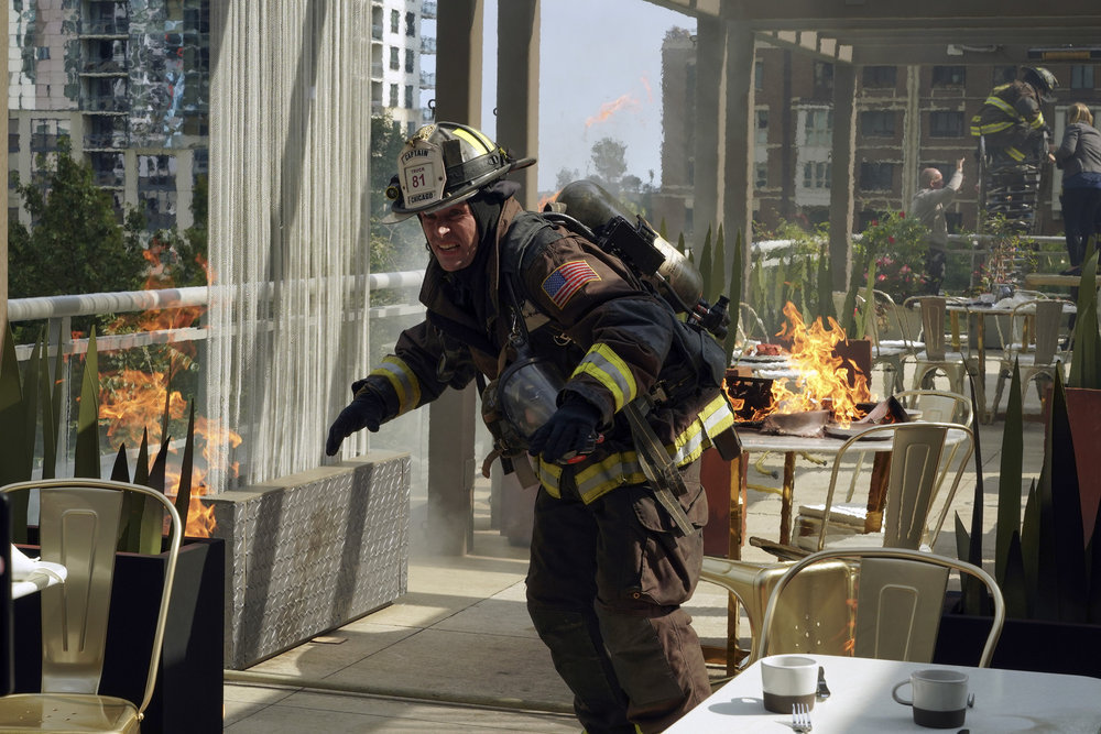 Chicago Fire Review: Down is Better (Season 6 Episode 6)