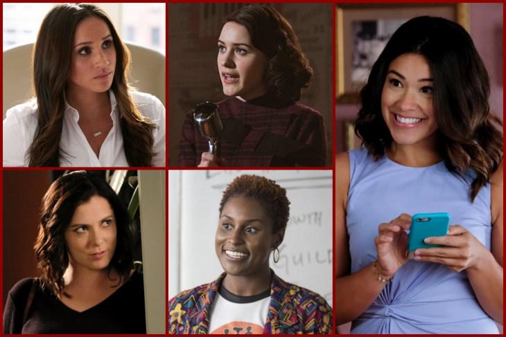 female characters 2017