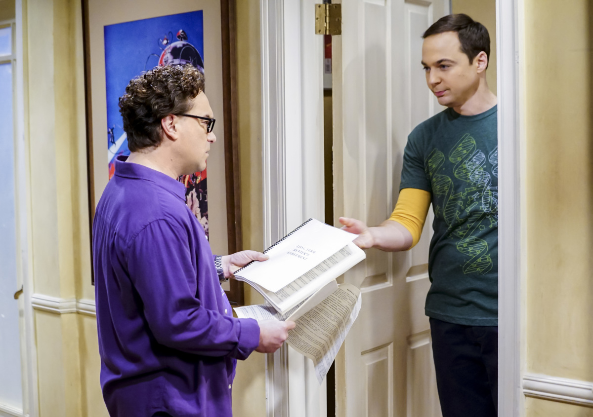 Preview The Big Bang Theory Season 11 Episode 14 The