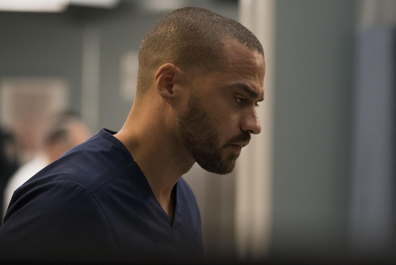 Greys Anatomy Season 14 Episode 10 Personal Jesus Jesse Williams As