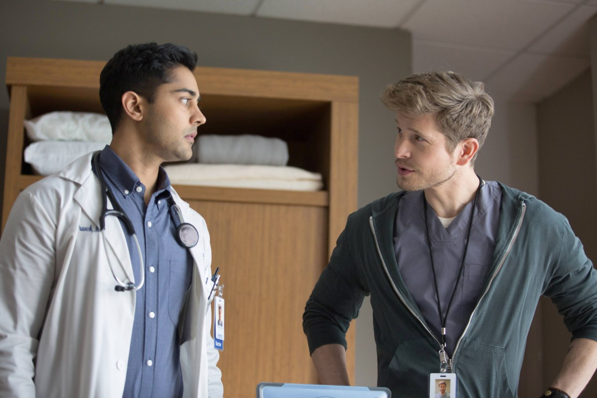 Preview — The Resident Series Premiere   Tell-Tale TV