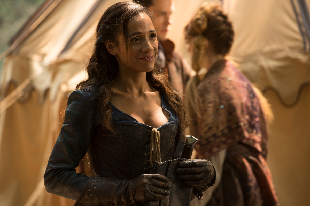 Dania Ramirez on the Final Season of 'Once Upon a Time'  [Exclusive Interview]