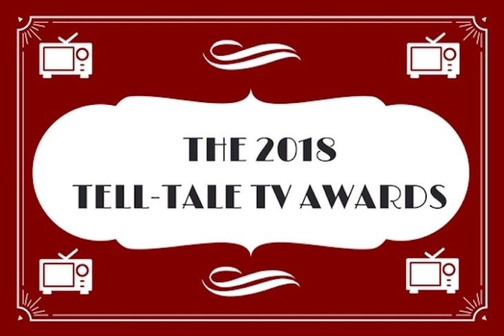 2018 Tell-Tale TV Awards
