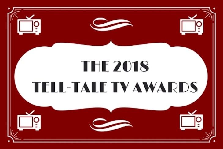 2018 Tell-Tale TV Awards
