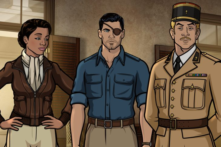 Archer review danger island strange pilot season 9 - Archer episodes youtube ...