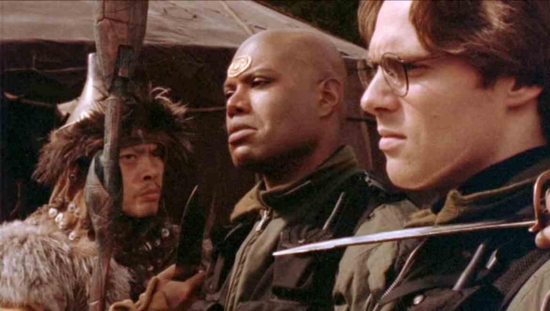 Stargate SG-1 – Emancipation – Season 1 Episode 4 – Daniel and Tealc