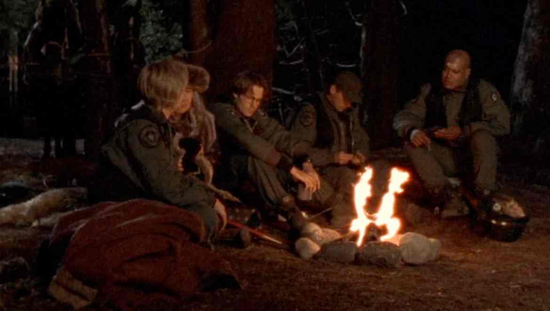 Stargate SG-1 – Emancipation – Season 1 Episode 4 – SG1 Reunited