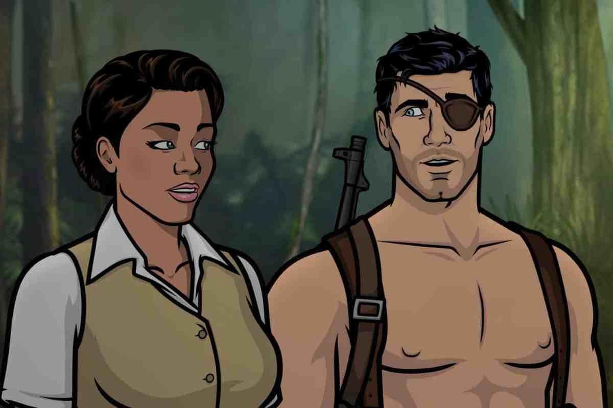 Archer season finale review a discovery season 9 episode - Archer episodes youtube ...