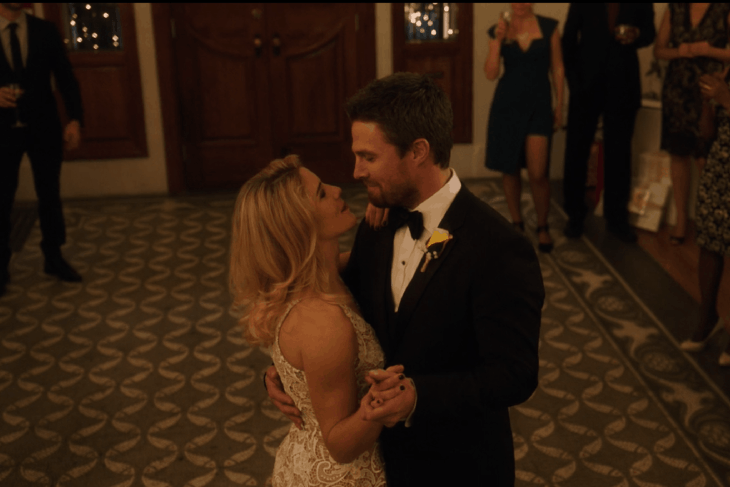 Arrow - 609 - Irreconcilable Differences - Olicity Dance