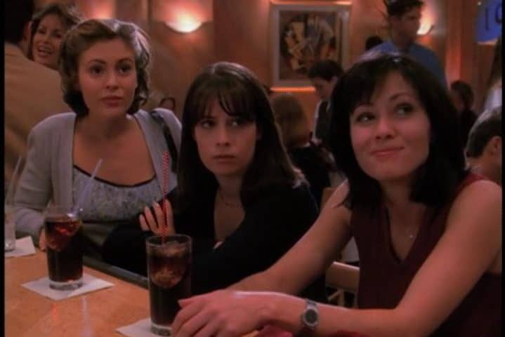 Charmed Staffel 1