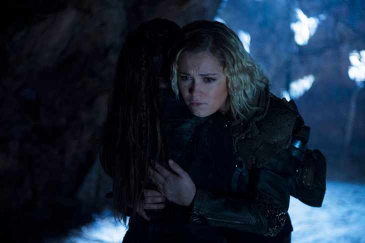 """The 100 Season 5 Episode 12 -- """"Damocles - Part One"""""""