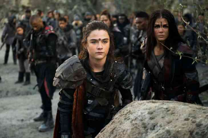 "The 100 Season 5 Episode 13-- ""Damocles - Part Two"""