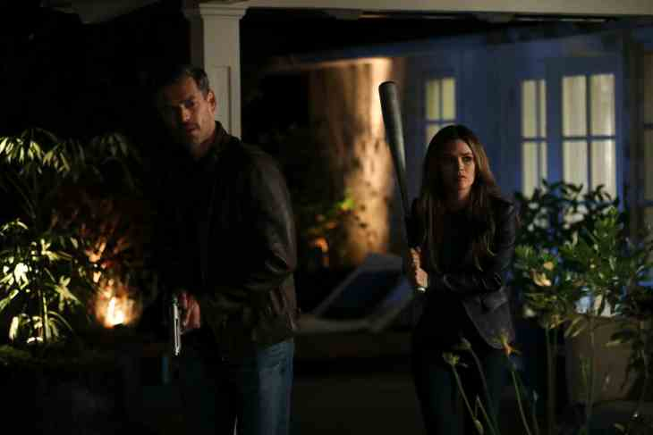 Take Two Season 1 Episode 9 - Rachel Bilson as Sam Swift, Eddie Cibrian as Eddie Valetik